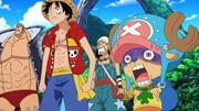 "©Eiichiro Oda/Shueisha, Toei Animation ©Eiichiro Oda/""2016 One Piece"" production committee"