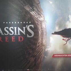 Game City Assassins Creed Filmposter