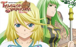 Tales of Symphonia The Animation: United World Arc