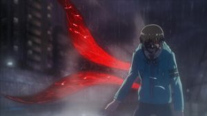 Tokyo Ghoul ©Kazé Anime, Studio Pierrot