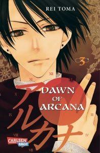 Dawn of Arcana ©Carlsen Manga! ©Rei Toma