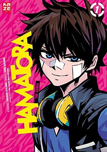 Hamatora the Comic ©Kazé Manga ©Yukinori Kitajima
