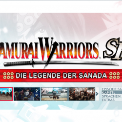 Samurai Warriors © KSM Anime, Koujin Ochi