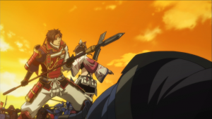 Samurai Warriors © KSM Anime, Koujin Ochi