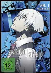 Death Parade ©Studio Madhouse, Universum Anime