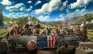 Far Cry 5 - PS4, Xbox One, PC