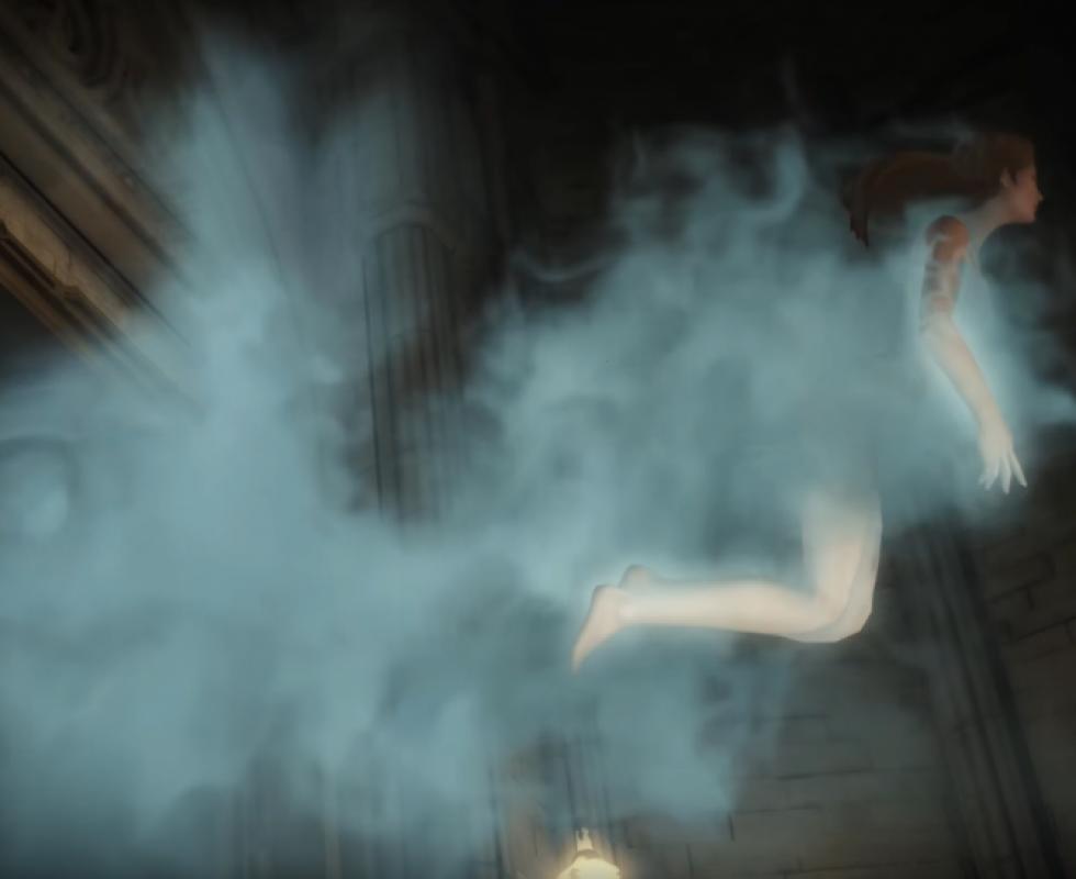 """Der Boss """"Chadarnook"""" aus FFVI neu präsentiert im Raid von Final Fantasy XIV Quelle Square Enix"""