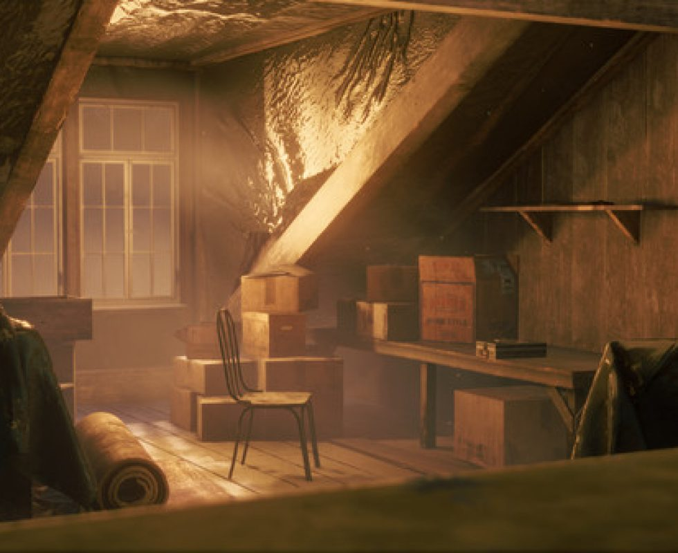 Jede Menge Zimmer zum Erkunden Quelle: ©PlayWay Kickstarter