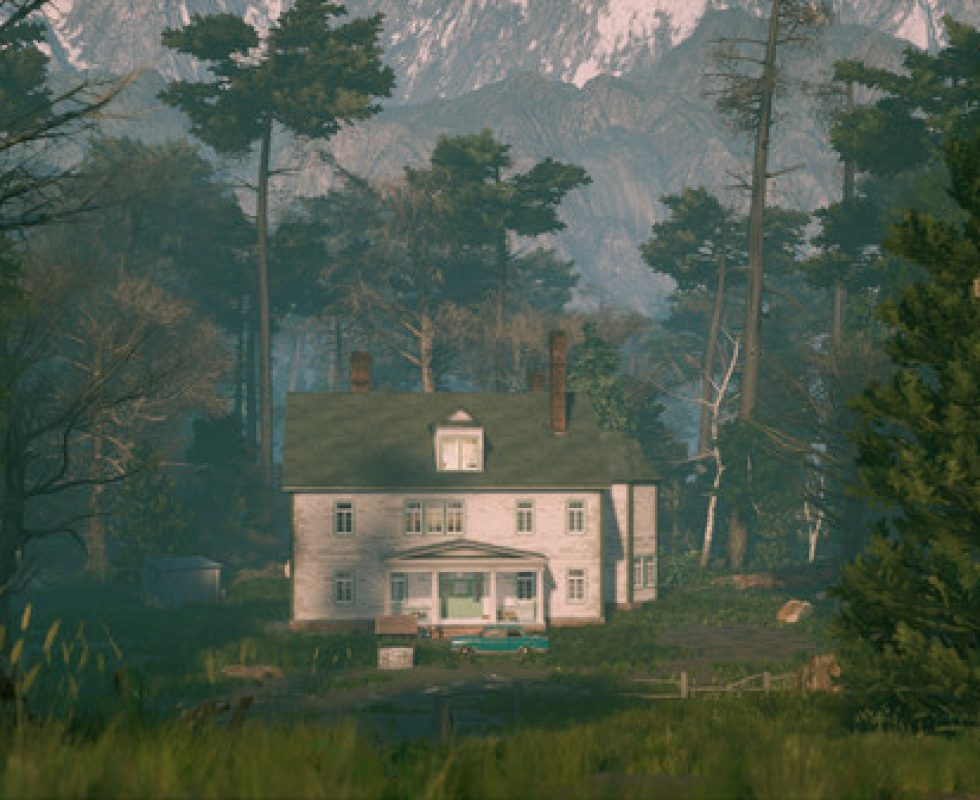 Jeder gute Horror braucht einen Ort mit der richtigen Atmosphäre Quelle: ©PlayWay Kickstarter