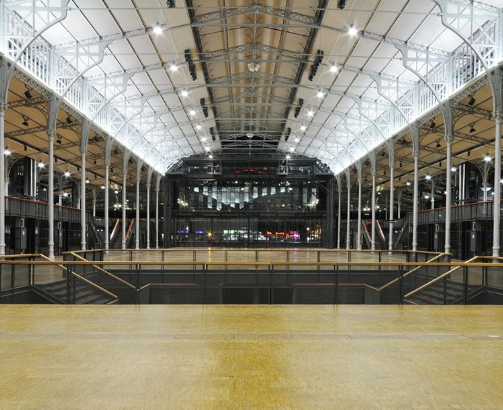 Atrium ©Jean-Pierre Delagarde