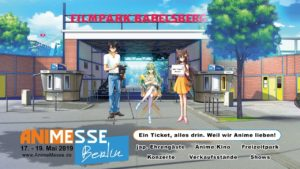 Anime Messe Berlin 2019 @ Metropolis-Halle