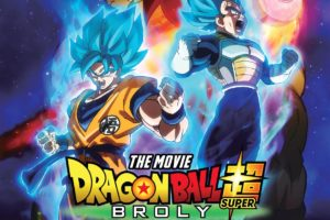 Kazé Anime Nights 2019 - Dragonball Super: Broly @ Diverse Kinos