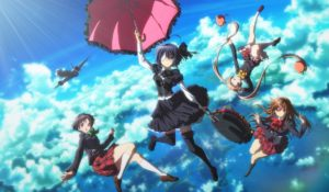 Kazé Anime Nights 2019 - Love, Chunibyo & Other Delusions! Take on Me @ Diverse Kinos