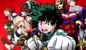 Kazé Anime Nights 2019 - My Hero Academia: Two Heroes @ Diverse Kinos