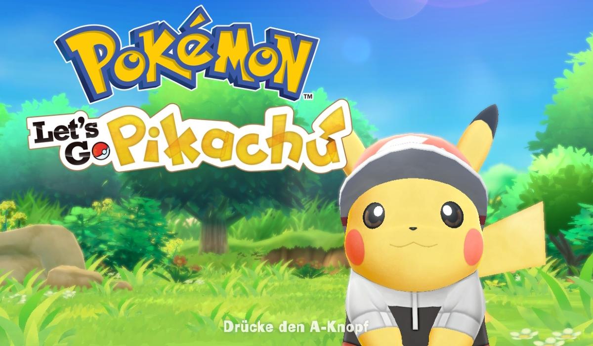 Review Pokémon Let S Go Pikachu Für Nintendo Switch Sevengamer De