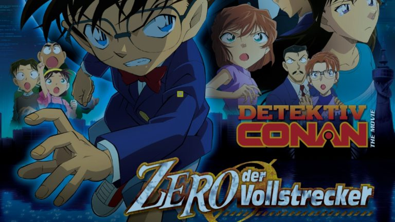 KAZÉ Anime Nights: Detektiv Conan – The Movie 22 – Zero der Vollstrecker