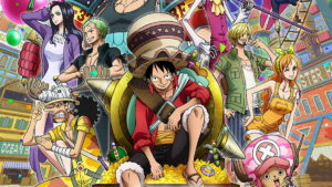 KAZÉ Anime Nights 2019: One Piece Stampede @ Diverse Kinos