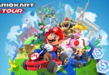 Mit Mario Kart Tour auf Android und iOS abfahren