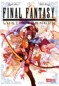 Final Fantasy Lost Stranger Band 1