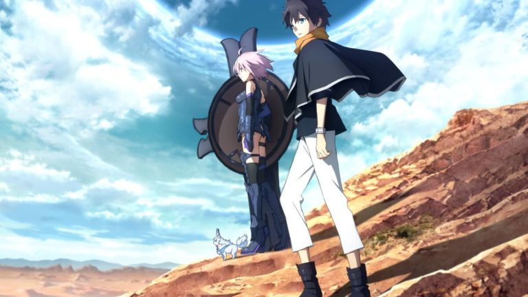 Anime Kino: Fate/Grand Order Absolute Demonic Front: Babylonia