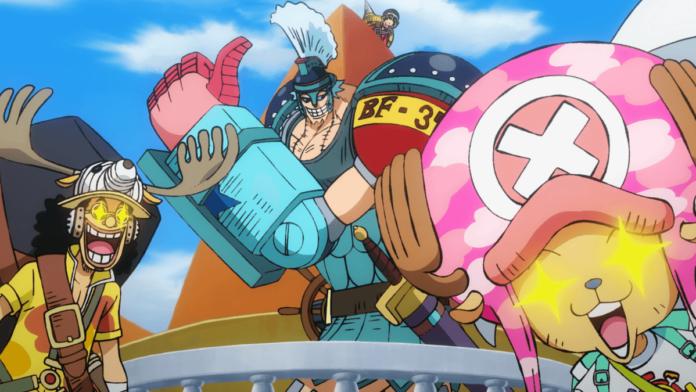 Filmkritik zu One Piece Stampede