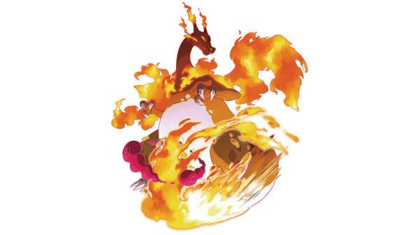 Gluraks Gigadynamax-Form 4 © 2019 Pokémon Schwert und Schild