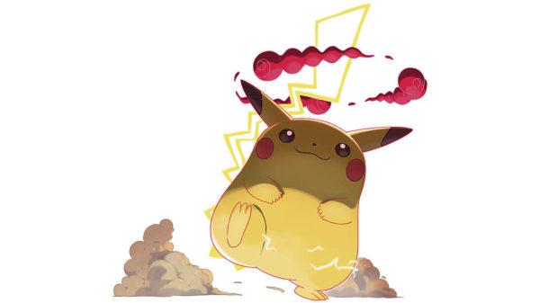 Pikachus Gigadynamax-Form 2 © 2019 Pokémon Schwert und Schild