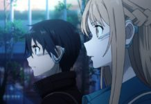 Sword Art Online - Ordinale Scale in der Anime Night