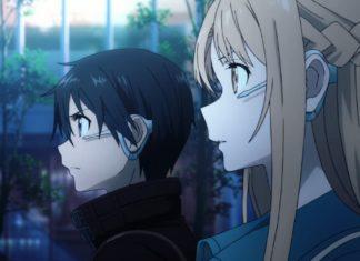 Sword Art Online - Ordinale Scale in der Anime Night