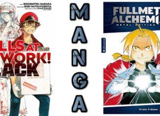 Diese Manga erwarten uns im November 2019