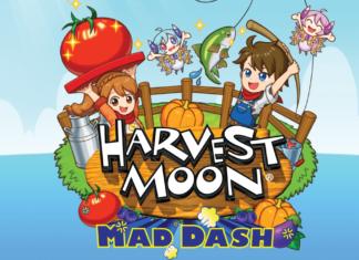 Harvest Moon: Mad Dash ab sofort verfügbar