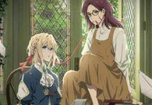 KAZÉ Anime Nights 2020: Kooperation mit Universum Anime bringt Violet Evergarden ins Kinos