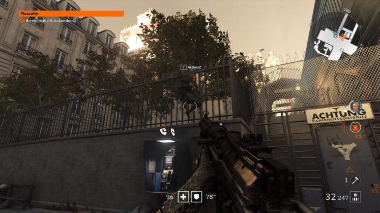 Screenshot zu Wolfenstein: Youngblood
