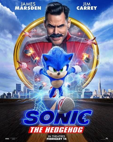 Sonic the Hedgehog_ Neuer Trailer zur Film-Adaption zeigt Redesign - Beitragsbild