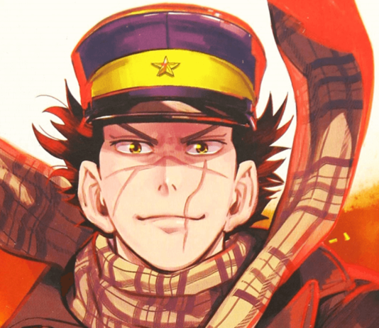 Review Golden Kamuy Band 1