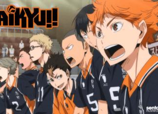 4. Staffel und OVAs von Haikyu!! bei Wakanim Beitragsbild