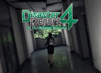 Disaster Report 4 Summer Memories erscheint noch im April