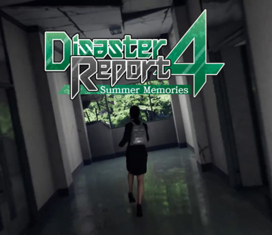 Disaster Report 4 Summer Memories erscheint noch im April