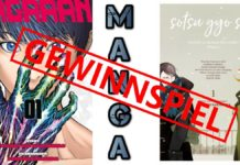 Gewinnspiel 2 x 1 Manga aus den Februar-Neuheiten