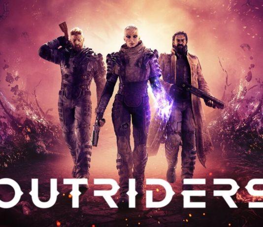 Outriders: Erster Gameplay-Trailer veröffentlicht - Beitragsbild