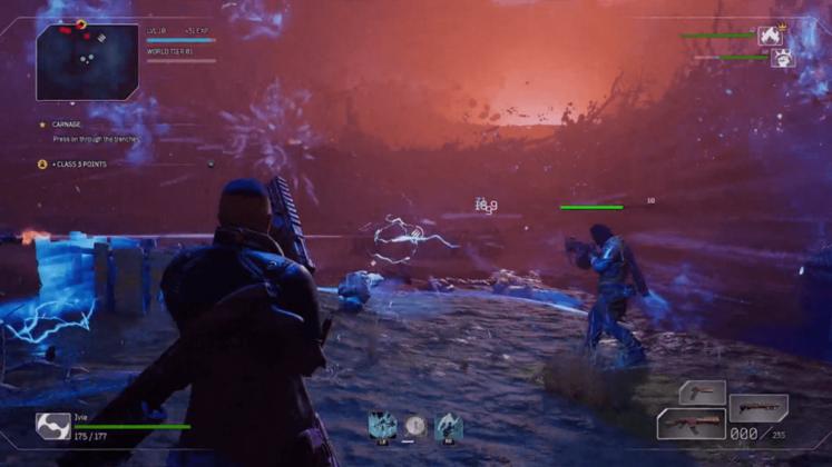 Outriders Reveal Stream Screenshot05