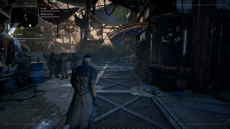 Outriders Reveal Stream Screenshot08