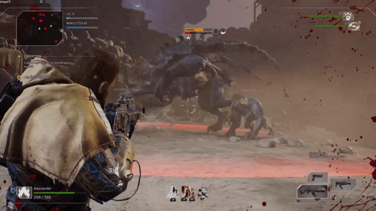 Outriders Reveal Stream Screenshot11