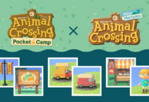 Animal Crossing New Horizons Specialitems für Spieler der mobilen Version
