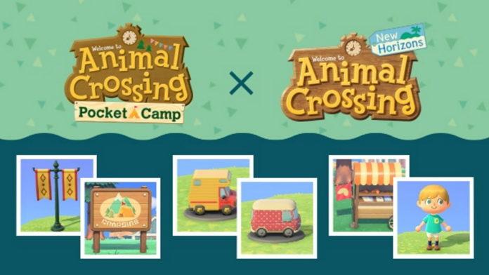 Animal Crossing New Horizons Specialitems für Spieler der mobilen Version