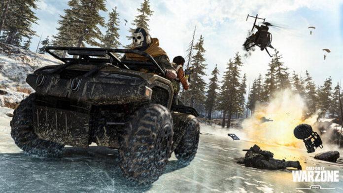 Call of Duty: Warzone - jetzt erhältlich