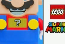 Super Mario x LEGO Kooperation angekündigt