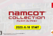 Namcot Collection bringt Spieleklassiker auf die Switch