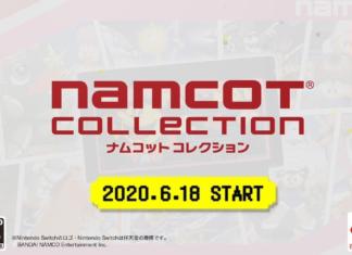 Namcot Collection bringt Spieleklassiker auf die Switch