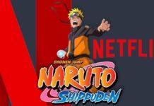 Naruto endlich auf Netflix!